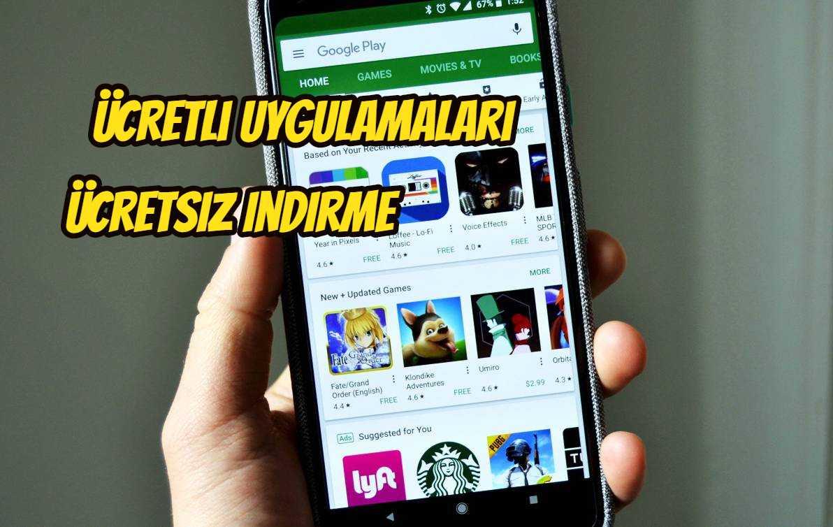 Ücretli Uygulamaları Ücretsiz İndirme 2020 ( Android/iPhone )