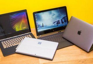 Notebook Bilgisayar Modelleri